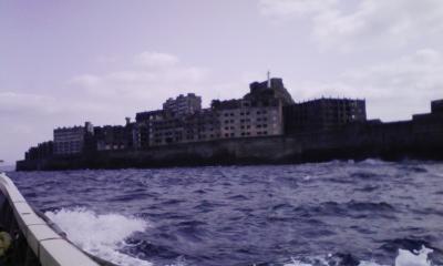 端島(軍艦島)上陸